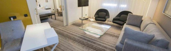 Hotel Auditórium Convention Center – Madrid