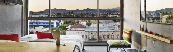 The Line Hotel – Los Angeles (Sydell Group)