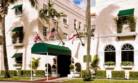 Chesterfield Palm Beach Exterior Hotel