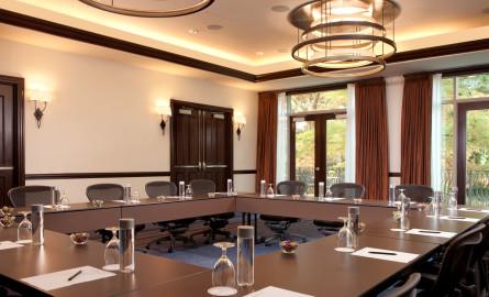 Hotel Contessa Meeting Rooms
