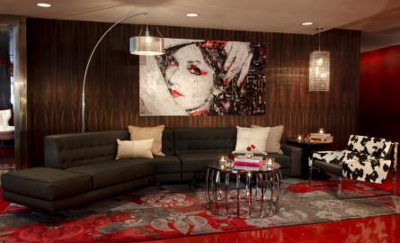 Hotel Rouge Lounge