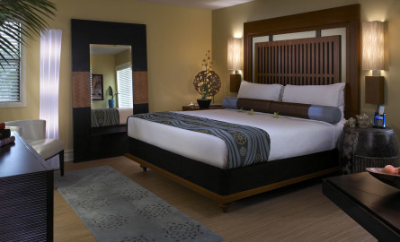 Paradise Point Guestroom