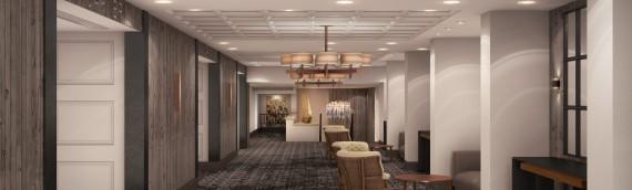 Revere Hotel Boston Common (Dawson Design Associates)