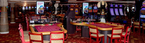 Carnival Glory, Restaurant & Casino