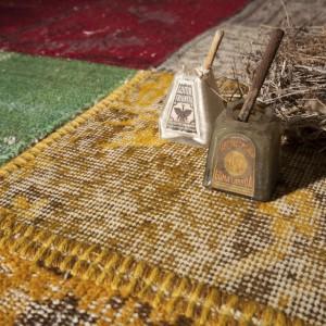 Patchwork rug