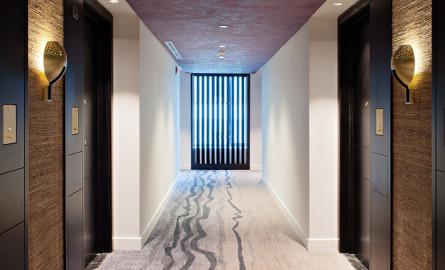 Four Season Hotel Sao Paulo - Corridor