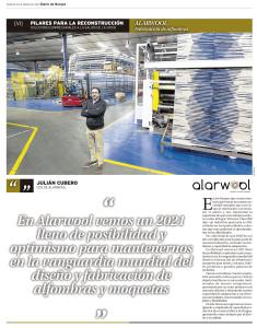 Alarwool - Diario de Burgos